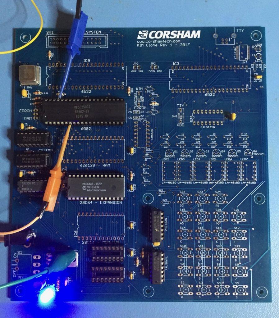 KIM Clone Corsham Technologies